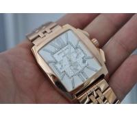 Часы breitling gold white