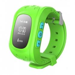 Детские часы GPS Q50 салатовые