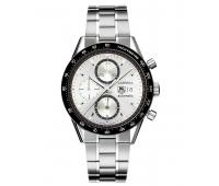 T ag H euer Мужские часы CV2011.BA0786 Carrera Automatic Chronograph
