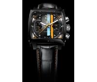 T AG H euer Monaco Twenty Four Calibre 36 Chronograph