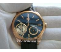 T AG H euer копия Grand Carrera Pendulum Gold