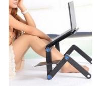 Стол-трансформер для ноутбука.
