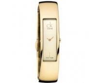 Золотые женские наручные часы Calvin Klein