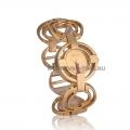 Женские часы кварцевые gucci под золото
