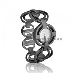 Стильные женские часы на металлическом браслете guess