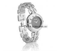 Женские стильные наручные часы guess серебристые в Уфе