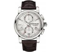 Montblanc Star 4810 Chronograph Automatic Серебро
