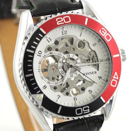 Купить российские механические наручные мужские часы