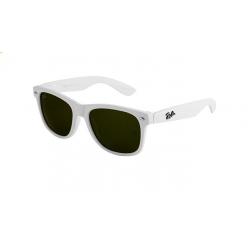 Белые солнцезащитные очки рай бен вайфаер