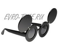 солнцезащитные очки как у леди гаги