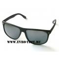 Солнцезащитные очки вайфаер матовые с черными линзами