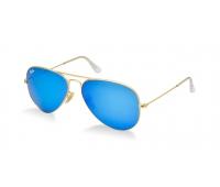Рay Вan Aviator. Made by Luxottica blue