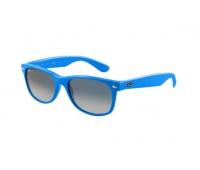 Солнцезащитные очки Wayfarer, Wayfarer  голубого цвета