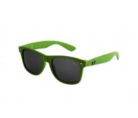 Солнечные очки wayfarer зеленые