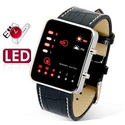 Электронные (бинарные) наручные часы Э-10
