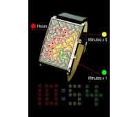 Электронные наручные часы Э-12