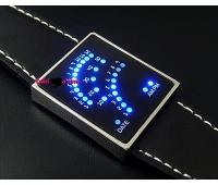 Бинарные часы электронные в Уфе спидометр