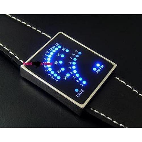 29adcc6c необычные светодиодные часы наручные бинарные часы бинарные часы ...