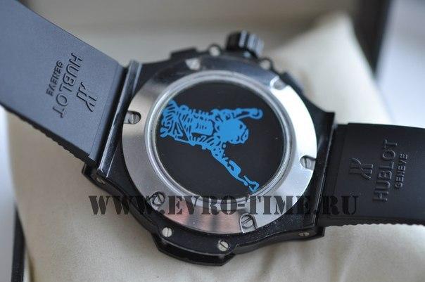 Копии Hublot Big Bang Maradona - часы Диего